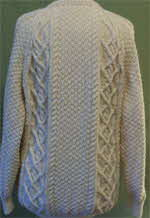 Aran-cable-Cardigan--Evelyn-back