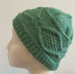 banded-cable-green-hat