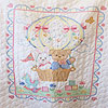 hand quilted-balloon-quilt